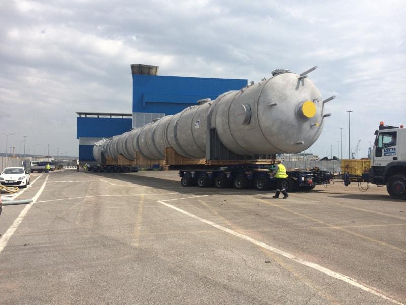 columns grande meccanica