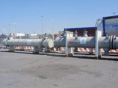 heat exchangers grande meccanica