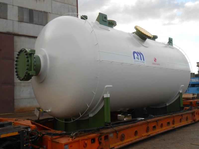 pressure vessels grande meccanica